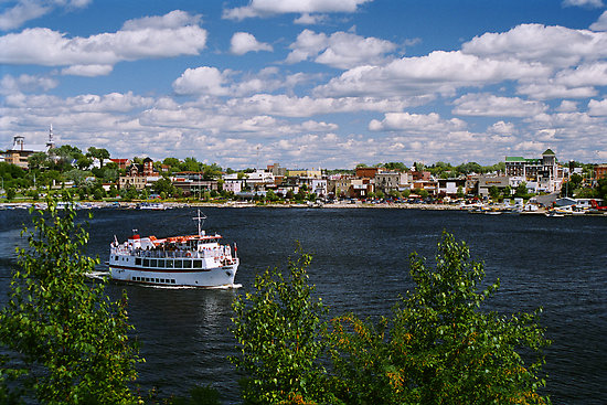 Kenora, North America's Premiere Boating Destination, on beautiful Lake of the Woods